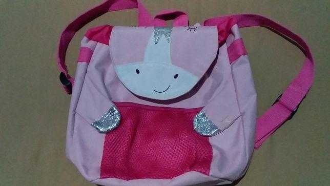 Рюкзак детский, новый-для девочки Jones