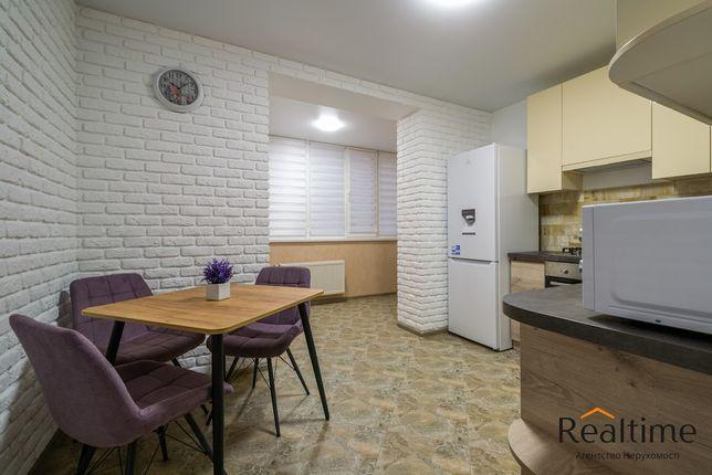 НОВАЯ, уютная квартира с евроремонтом 46М2 в центре ЖК София!!