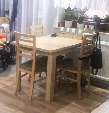 4 krzesła Stan bdb