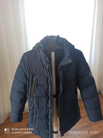 Курточка зимова підліткова