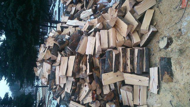 Drewno opałowe -kominkowe