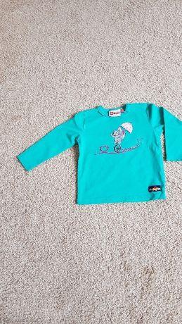 Bluzeczka dla dziewczynki, 74, Legowear