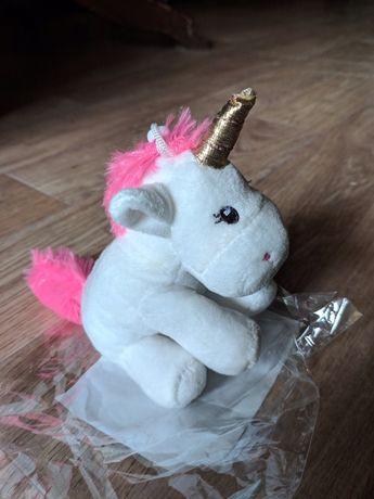 Продам милого Единорожка Единорог Нивеа Nivea с розовой гривой