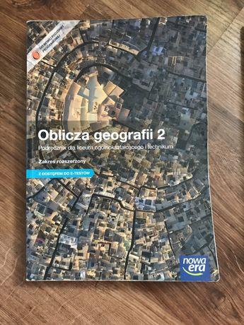 """Podręcznik ,,Oblicza geografii 2"""""""