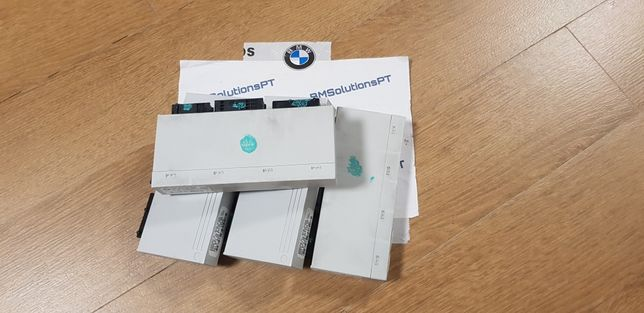 Módulo Fecho Central ZKE GM5 BMW E46 X3 Etc.