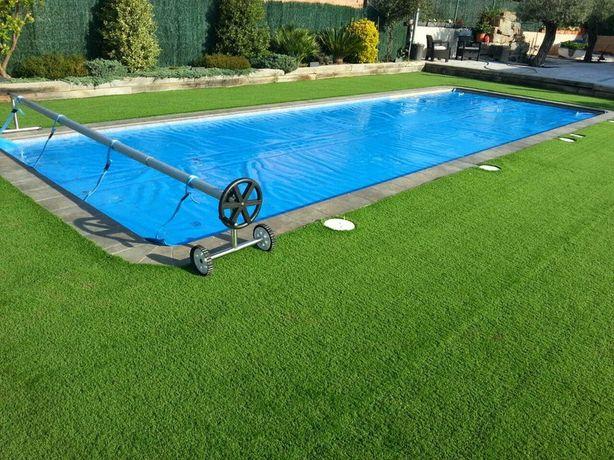 Cobertura térmica para piscina