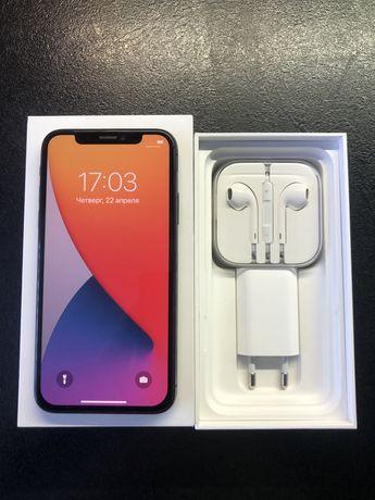 Iphone X,black,256 Gb