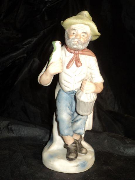Статуэтка фарфоровая 20см из Германии керамика бисквит старина подарок