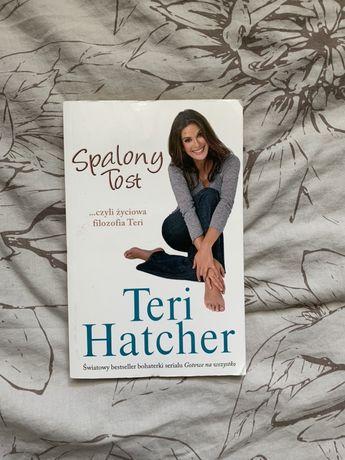 książka spalony tost Teri Hatcher gotowe na wszystko