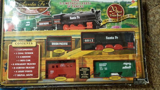 Железная дорога, поезд,  игрушка