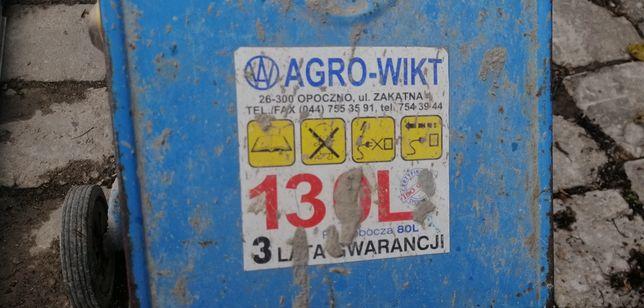 Betoniarka agro wikttyp bwj 130 napiecie  230 V moc 1,1 kW 2007r