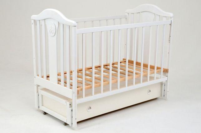 АКЦИЯ! Кровать детская Napoleon NEW продольный маятник.