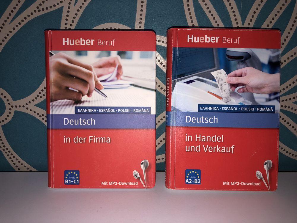 Hueber- Deutsch in der Firma, Deutsch in Handel und Verkauf