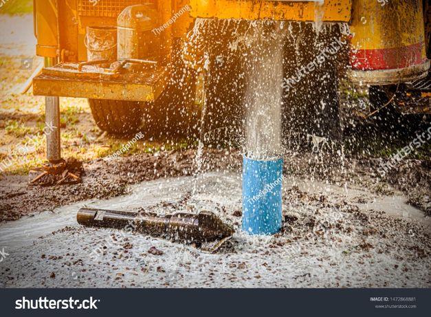 Studnie głębinowe wiercenie