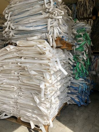 BIG BAG BAGI worki BIGBAGI na zboże pszenicę 92x105x102 cm