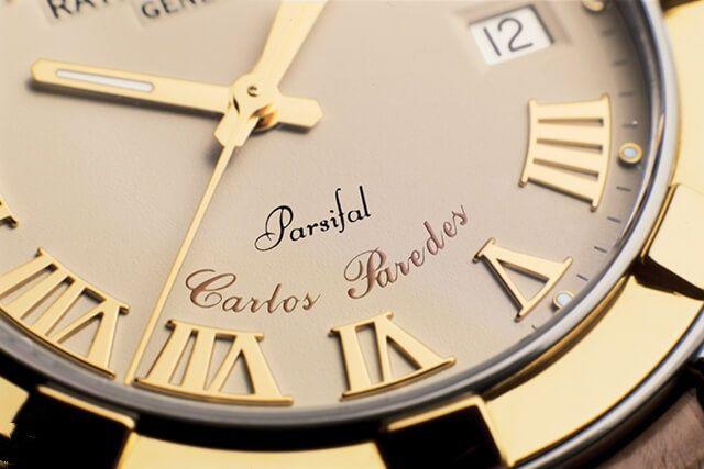 Raymond Weil limited Edition Carlos Paredes,Júlio Pomar,Novo Full Set