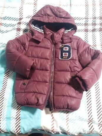 Детская куртка евро-зима