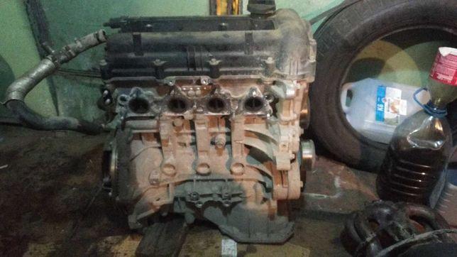 Двигатель G4FC на Hyundai Elantra HD