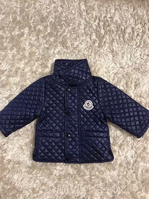 Куртка для хлопчика осінь-весна Moncler, розмір S Львов - изображение 1