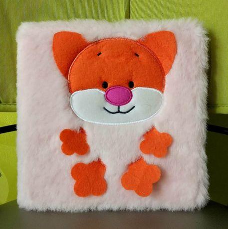 Детская книжка-подушка с колыбельными. Редкая в идеальном состоянии
