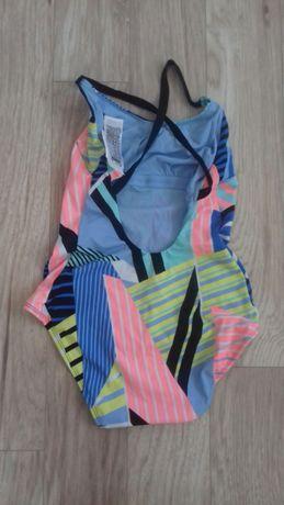 kostium kąpielowy we wzory