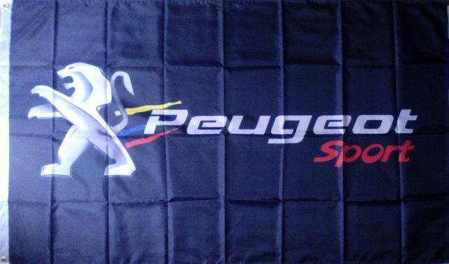 Peugeot Sport bandeira