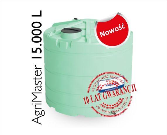 Zbiornik na nawozy płynne RSM, ASL - Agrimaster 15000l Kingspan