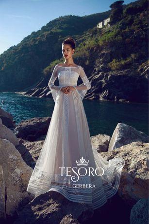 Свадебное платье весільна сукня в стиле бохо