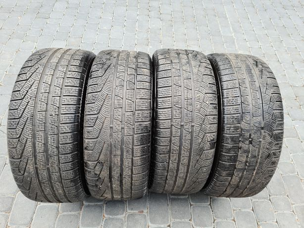 Opony Pirelli Sottozero 2 - 255/40/20