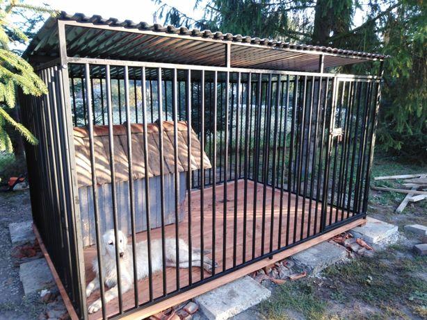 Kojec dla psa 3x2 m, SZYBKA REALIZACJA, najwyższa jakość