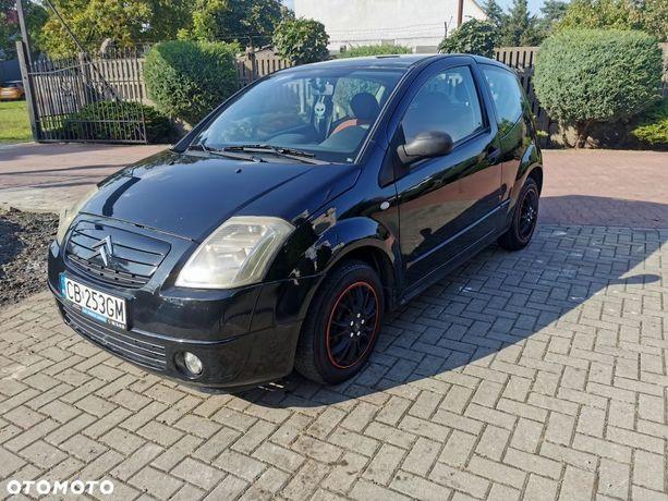 Citroën C2 1,1 benzyna! Oszczędny! Długo ważne OC i Przegląd! Możliwa zamiana!