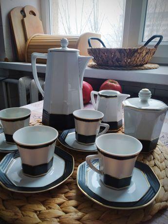 Кофейный сервиз на 4 персоны