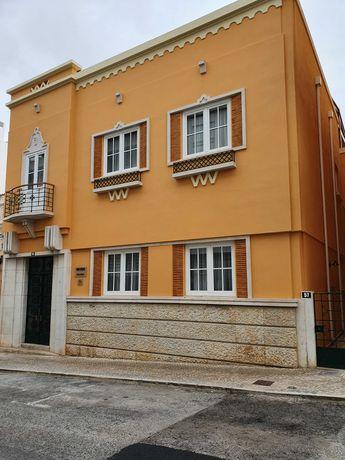 Casa Amarela - Faro - Quartos (3) com WC privado