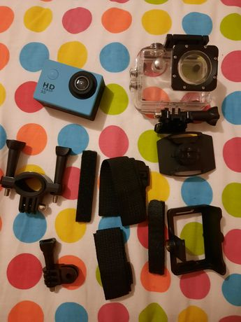 Máquina fotográfica gopro
