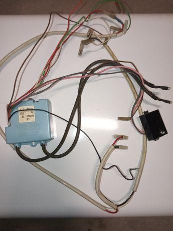 Wiązka przewodów elektrycznych piecyk podgrzewacz wody Termet Termaq