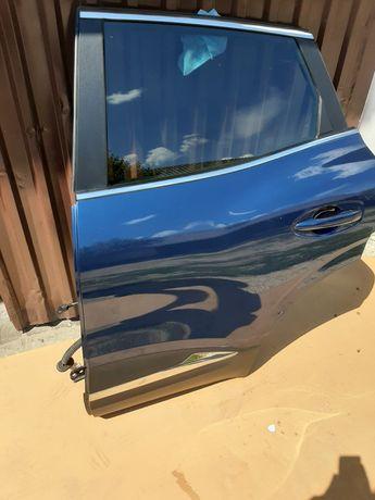 Drzwi lewy tył Renault Kadjar tylne lewe TERPR