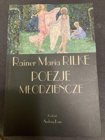 Poezje młodzieńcze Rainer Maria Rilke