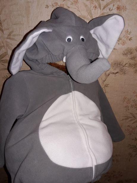 Костюм Carter's слоник на новый год для фотосессии, праздника
