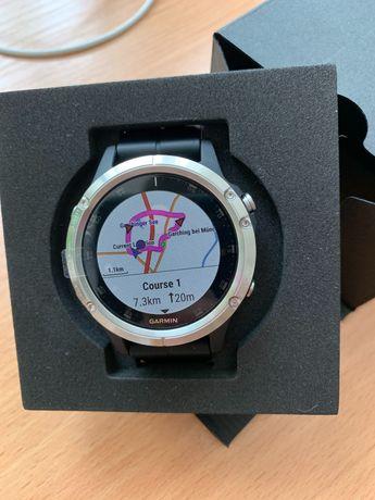 Nowy Zegarek sportowy Garmin Fenix 5 plus