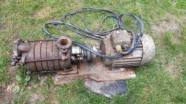 Pompa próżniowa, pompa do wody