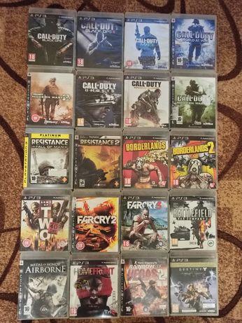 Диск Sony Playstation 3 Fifa Callofduty Gta Теккен Hitman Killzone