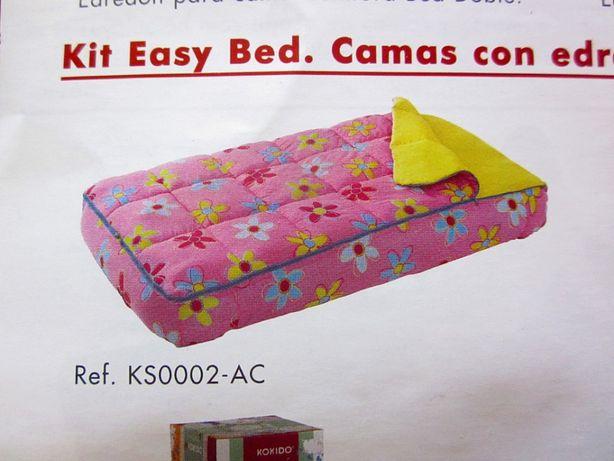 Saco-cama de menina, para colchão