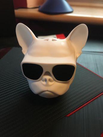 głośnik bezprzewodowy bluetooth pies
