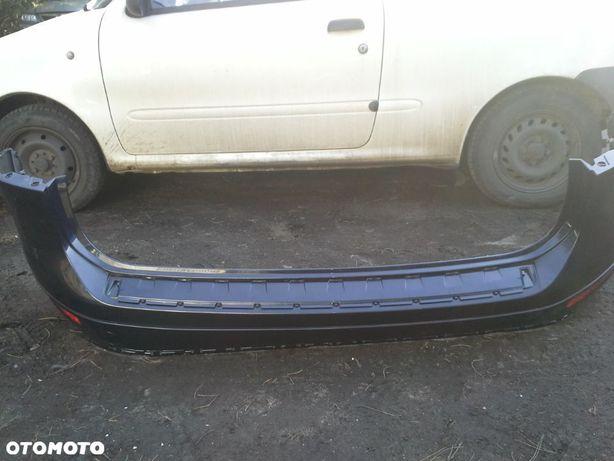 Zderzak Tył Tylny VW Touareg II Lift 7P 14-r Odblaski Cały Ładny WLKP Oryginał