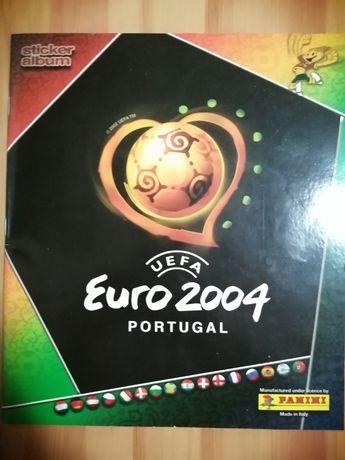 Caderneta Euro 2004 Portugal - Para colecionadores