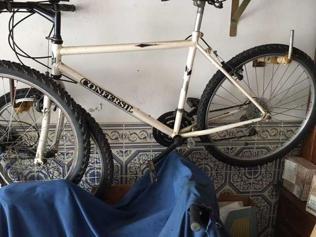 Vendo Bicicleta Confersil Roda 26