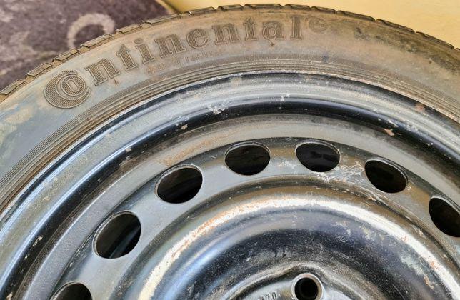 Opona Continental Contact CT 22 165/65 r14 79T + Felga stalow ET 49
