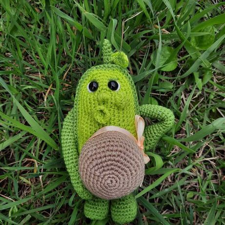 Мягкая юморная Игрушка авокадо