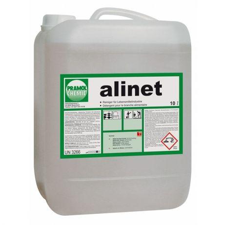 Pramol Alinet 10 L Odtłuszczacz mycie myjący kuchnia gastronomia