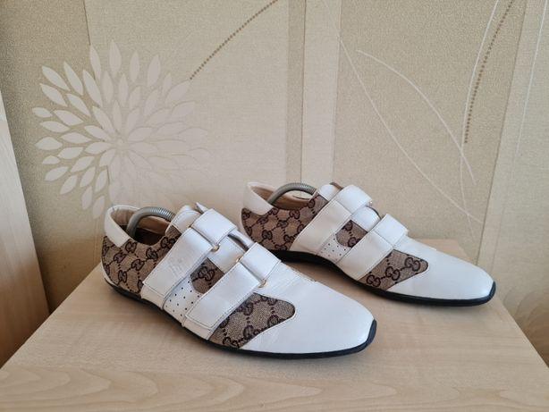 Мужские туфли Gucci оригинал размер 43